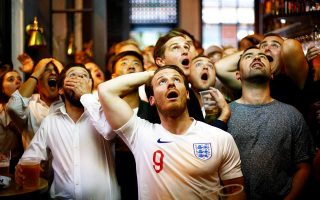 Μπορεί η Κροατία να άφησε με... ανοικτό στόμα τους οπαδούς της Αγγλίας, όμως τα «τρία λιοντάρια» έδειξαν ότι έχουν μέλλον.