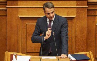 Ο Κυρ. Μητσοτάκης έχει θέσει το κόμμα σε εκλογική ετοιμότητα.