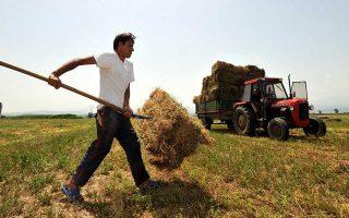 Καθίσταται ευκολότερη για τους αγρότες και απλούστερη η εγγραφή στο μητρώο ασφαλισμένων του ΕΦΚΑ με την έναρξη εργασιών στη ΔΟΥ ή με απογραφικό δελτίο.