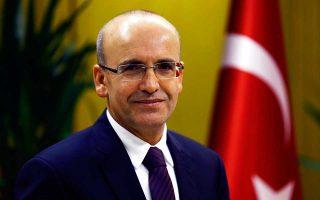 Ο Μεχμέτ Σιμσέκ, πρώην αντιπρόεδρος της κυβέρνησης και υπουργός Οικονομικών, ενέπνεε εμπιστοσύνη στις αγορές.