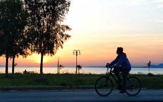 Ενα ασφαλές δίκτυο για ποδήλατα θα συμβάλει στη μείωση της χρήσης Ι.Χ.