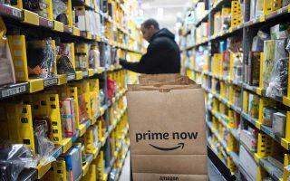 Ο εκπτωτικός θεσμός Prime Day διαρκεί 36 ώρες και χρησιμοποιείται ως σημαντικό εργαλείο προώθησης των προϊόντων της Amazon. Φέτος αναμένεται να της αποφέρει περίπου 3,4 δισ. δολάρια, 40% περισσότερα απ' ό,τι πέρυσι.