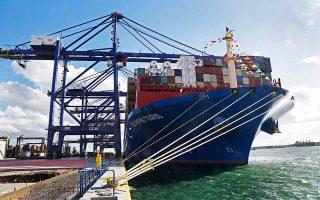 Νέο ιστορικό υψηλό σημείωσε η διακίνηση εμπορευματοκιβωτίων από την Cosco στο λιμάνι του Πειραιά τον φετινό Iούνιο. Τον προηγούμενο μήνα διακινήθηκαν συνολικά 374.300 εμπορευματοκιβώτια, επίδοση που συνιστά αύξηση της τάξεως του 18,9% σε σχέση με τον αντίστοιχο μήνα του προηγούμενου έτους.