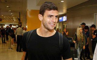 Παίκτης της ΑΕΚ είναι από χθες ο 22χρονος Αργεντίνος ακραίος επιθετικός Λούκας Μπογέ.