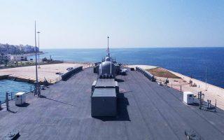 Τα 300 στελέχη που αποτελούν το πλήρωμα του «USS Mount Whitney», ανεξαρτήτως εάν η ελληνική κυβέρνηση ζητήσει τη συνδρομή τους, θα παράσχουν βοήθεια μέσω της ΜΚΟ Praksis.