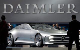 H πρώτη μονάδα θα είναι αυτή των φορτηγών Daimler Truck, η δεύτερη των πολυτελών επιβατικών οχημάτων Mercedes-Benz και η τρίτη, η Daimler Mobility, θα αφορά την παροχή υπηρεσιών αυτοκίνησης, όπως η αυτόνομη οδήγηση.