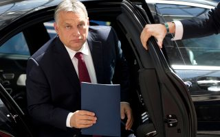 Ο Ούγγρος πρωθυπουργός Βίκτορ Ορμπαν, η ρητορική του οποίου βρίσκει όλο και μεγαλύτερη απήχηση στην Ευρώπη.