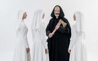 «Ηλέκτρα» του Σοφοκλή σε σκηνοθεσία Θάνου Παπακωνσταντίνου από το Εθνικό Θέατρο στην Επίδαυρο.