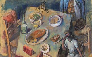 Παύλος Σάμιος, «Ζωγραφική απολογία».