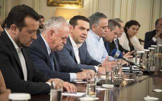 Την Παρασκευή, ενώπιον του υπουργικού συμβουλίου ο κ. Τσίπρας ανέλαβε με πολυήμερη καθυστέρηση την πολιτική ευθύνη για την καταστροφή.