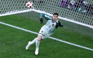 Πολύ κοντά στη Ρεάλ Μαδρίτης βρίσκεται ο διεθνής Βέλγος τερματοφύλακας της Τσέλσι Τιμπό Κουρτουά.