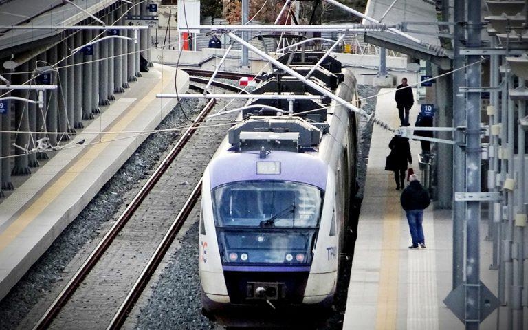 Η  Ελλάδα είναι ουραγός στις σιδηροδρομικές μεταφορές στην Ευρωπαϊκή Ενωση