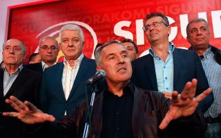 Ο πρώην ηγέτης του Μαυροβουνίου, Μίλο Τζουγκάνοβιτς, ο οποίος κατήγγειλε ρωσικό πραξικόπημα όταν θέλησε να βάλει τη χώρα του στο ΝΑΤΟ.