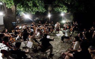 Ξεκίνησε το Διεθνές Φεστιβάλ Πηλίου, ένα φεστιβάλ κλασικής μουσικής.