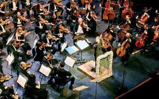 Η Κρατική Ορχήστρα Θεσσαλονίκης κατεβαίνει στην Αθήνα για τη συναυλία της ερχόμενης Δευτέρας στο Ηρώδειο.