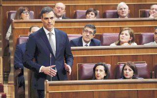 Ο Ισπανός πρωθυπουργός Πέδρο Σάντσεθ δήλωσε ότι «θα σχεδιαστεί εκ νέου το νομοθετικό πλαίσιο, έτσι ώστε η πραγματική φορολόγηση των επιχειρήσεων να προσεγγίζει το 25% και σε καμία περίπτωση να μην είναι χαμηλότερη από το 15%». Στα σκαριά βρίσκεται το νομοσχέδιο για την καταπολέμηση της φοροδιαφυγής.