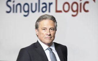 ΟΓιώργος Κωνσταντόπουλος, συνιδρυτής της Byte Computer, ανέλαβε τη διοίκηση της Singular Logic και σχεδιάζει τη μεταμόρφωσή της.