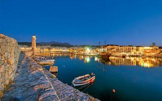 ΡΕΘΥΜΝΟ: Το ενετικό λιμάνι.( Φωτογραφία: © ΓΙΑΝΝΗΣ ΓΙΑΝΝΕΛΟΣ)
