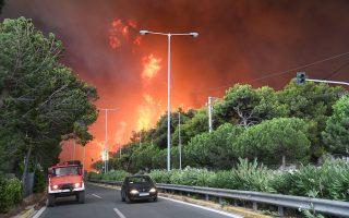 Η πυρκαγιά στο Μάτι έκαψε και τις πανηγύρεις με όσα σχεδίαζε ο πρωθυπουργός να εξαγγείλει για την επόμενη μέρα του μνημονίου.