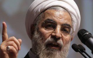 Φωτογραφία: Ο πρόεδρος του Ιράν Χασάν Ροχανί/AP