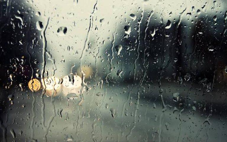 Ισχυρές βροχές και καταιγίδες Σάββατο και Κυριακή