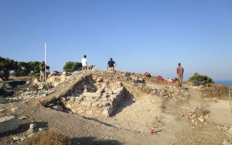 Κύπρος: Κτίριο του 4ου μ.Χ. έφεραν στο φως ανασκαφές στο Κούριο