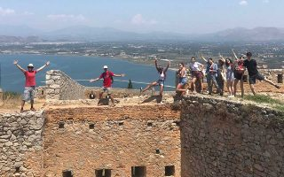 Προπτυχιακοί φοιτητές του Columbia έζησαν για ένα μήνα στην Ελλάδα και γνώρισαν τον πολιτισμό της.