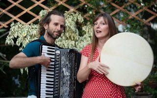 «Ωδή σ' Ανατολή και Δύση», μια μουσική παράσταση από το Θέατρο Κυδωνία.