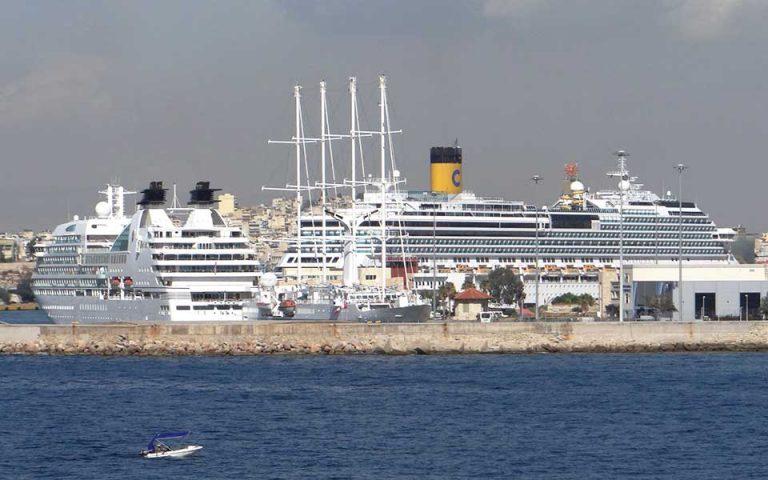 Επένδυση 170 εκατ. για επέκταση προβλήτα επιβατών στον Πειραιά