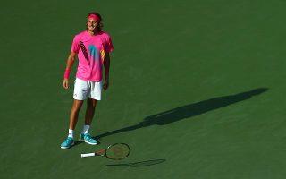 Ο Στέφανος Τσιτσιπάς έκανε τους Έλληνες να αγαπήσουν το τένις. ©Vaughn Ridley/AFP/visualhellas.gr