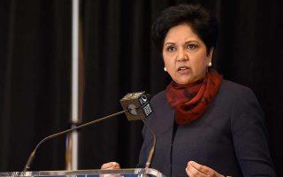 Η Ιντρα Νούι θα συνεχίσει να ασκεί καθήκοντα προέδρου του διοικητικού συμβουλίου της PepsiCo έως τις αρχές του 2019. Διάδοχός της από τις 3 Οκτωβρίου θα είναι ο Ραμόν Λαγουάρτα, μέχρι πρότινος πρόεδρος του πολυεθνικού ομίλου.
