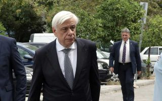 Από την Αμοργό, ο κ. Πρ. Παυλόπουλος αναφέρθηκε στην τραγωδία στο Μάτι.