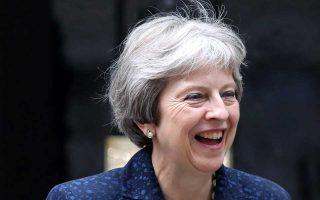 Η Βρετανίδα πρωθυπουργός Τερέζα Μέι θέλει η συμφωνία να μην έχει ολοκληρωθεί έως τα τέλη Νοεμβρίου.