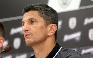 O Ράζβαν Λουτσέσκου τόνισε ότι ο ΠΑΟΚ δεν πρέπει να δώσει χώρους στη Σπαρτάκ Μόσχας.