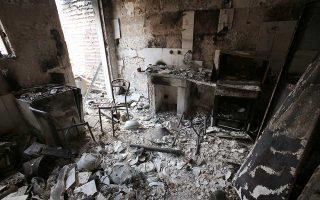 Οι κατοικίες με ζημιές θα απαλλαγούν από τον ΕΝΦΙΑ για το 2018.