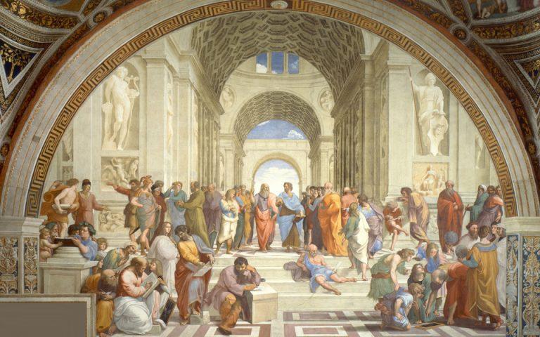 Ο Πλάτωνας εξηγεί τα… fake news