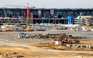 Το φαραωνικό «Νέο Αεροδρόμιο» της Κωνσταντινούπολης είχε μεγάλο οικονομικό (10,2 δισ. ευρώ) και περιβαλλοντικό κόστος.