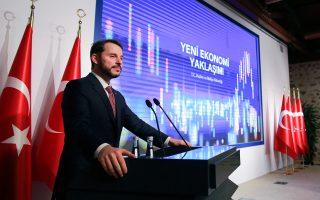 Λίγοι πιστεύουν ότι ο γαμπρός του Ερντογάν, Μπεράτ Αλμπαϊράκ, θα αποτελέσει παράγοντα της επόμενης μέρας στην Τουρκία.