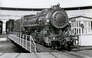 Ο ΟΣΕ μεταφέρει το Σιδηροδρομικό Μουσείο Αθήνας στο ιστορικό Μηχανοστάσιο Πελοποννήσου, στον Πειραιά.