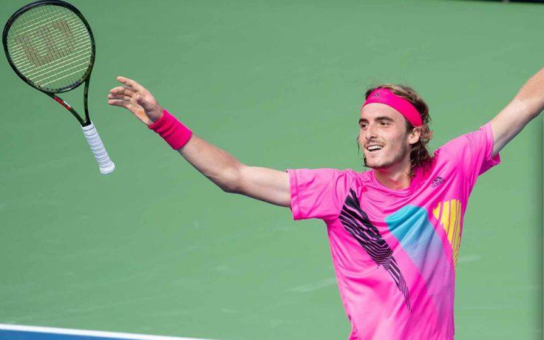 Στον τελικό του Rogers Cup ο Τσιτσιπάς