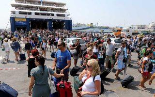 Εάν η άφιξη στον τελικό προορισμό καθυστερήσει πάνω από μία ώρα, οι επιβάτες δικαιούνται αποζημίωση. Ανάλογα με την καθυστέρηση, η αποζημίωση είναι ίση με το 25% ή το 50% της τιμής του εισιτηρίου.