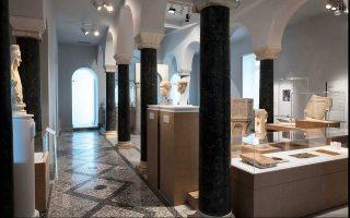 Παρουσιάζονται 250 θησαυροί από το ΒΧΜ, αλλά και από μουσεία της Κεντρικής και Βόρειας Ευρώπης.