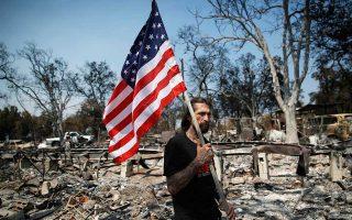 H Kαλιφόρνια βίωσε τις πιο καταστροφικές φωτιές στην ιστορία της αυτό το καλοκαίρι. Η συνεργασία με φυλές αυτοχθόνων θα βοηθήσει στην αντιμετώπισή τους.