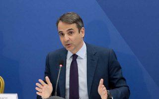 Ο κ. Μητσοτάκης επανέλαβε την περασμένη εβδομάδα το πάγιο αίτημά του για εκλογές.