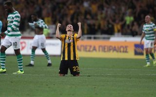 H AEK ξεπέρασε το υψηλό εμπόδιο της Σέλτικ, εισπράττει «ζεστό» χρήμα και ετοιμάζεται για το μεγάλο άλμα στους ομίλους του Τσάμπιονς Λιγκ.