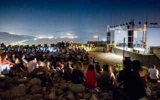 Με αφετηρία και πυρήνα τον οικισμό του Μολύβου, το διεθνές φεστιβάλ κλασικής μουσικής ταξιδεύει στην ευρύτερη περιοχή της Λέσβου.