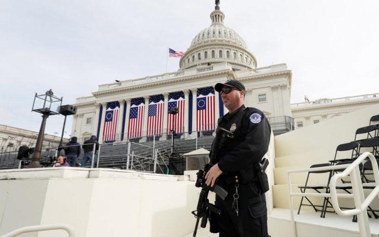 Πορεία και συγκέντρωση ακροδεξιών στην Ουάσινγκτον την Κυριακή – Έκτακτα μέτρα αστυνόμευσης
