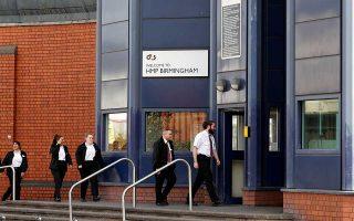 Σωφρονιστικοί υπάλληλοι του υπουργείου Δικαιοσύνης ανέλαβαν χθες υπηρεσία στις φυλακές.