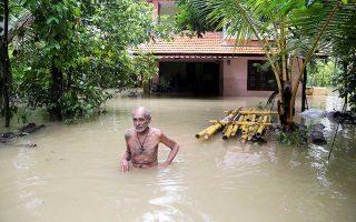 Θα αυξηθούν οι περίοδοι βροχοπτώσεων τους καλοκαιρινούς μήνες και οι πλημμύρες θα γίνουν όλο και πιο συνηθισμένη πραγματικότητα.