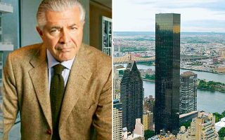 Ο Κώστας Κονδύλης γεννήθηκε στο Κονγκό αλλά μεγαλούργησε στη Νέα Υόρκη. Το πιο γνωστό του κτίριο ήταν το Trump World Tower.